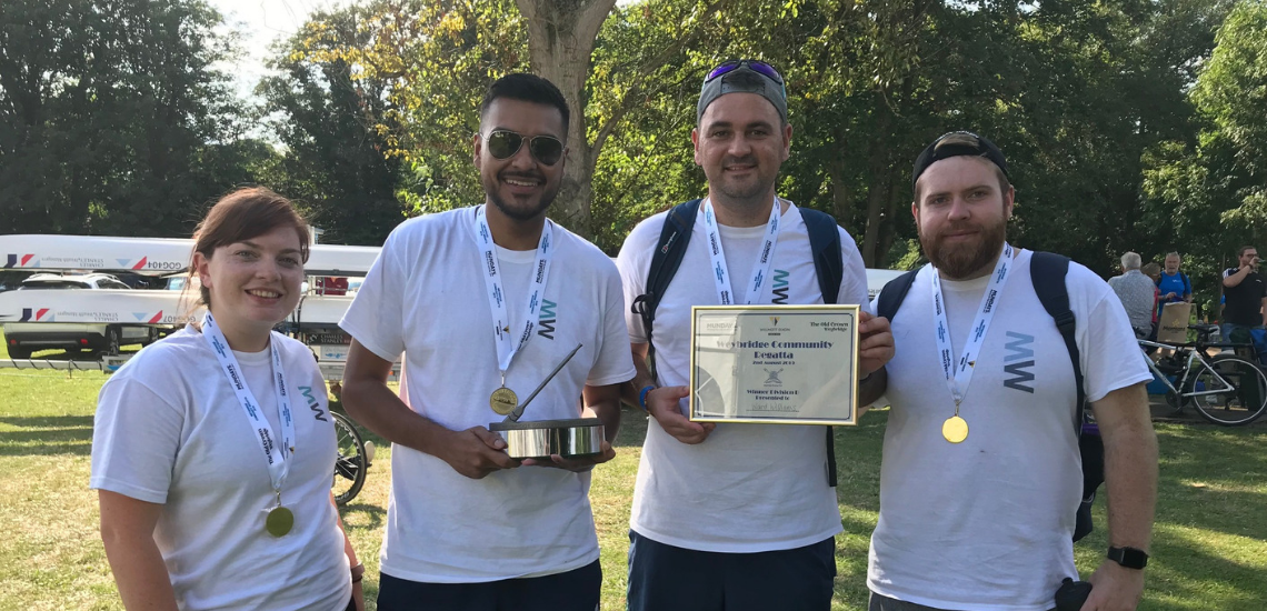 Weybridge Community Regatta 2019